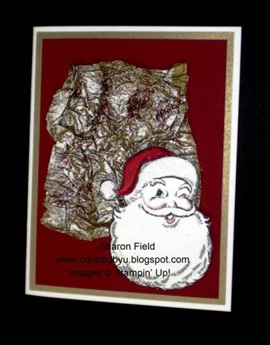 Coca Cola Santa Created By You