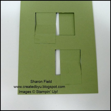Double Pop Up Slider, Card, Tutorial, Super Saturday, punch, Stampin Up, shop online, Sharon Field, Demonstrator