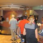 Anstehen fuer Tickets auf die Petronas Towers