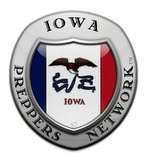Iowa Preppers Badge