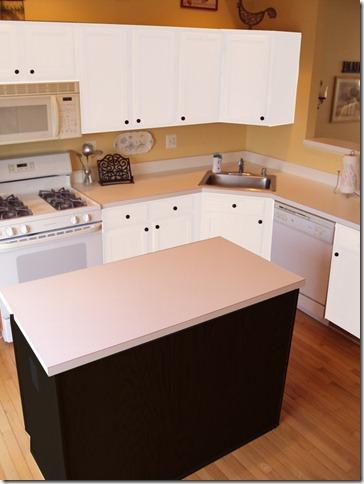kitchen black island