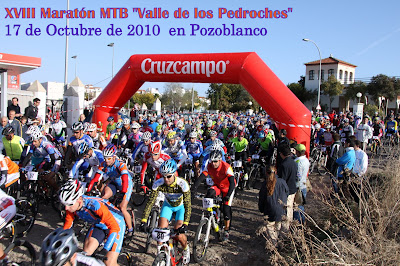 Maraton MTB Los Pedroches