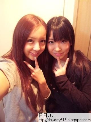 AKB48初のソロデビュー板野友美 妹の畫像公開