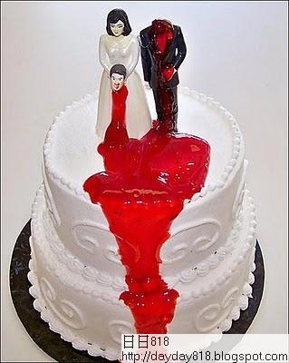 分手蛋糕 - 「分手蛋糕」又苦又甜 情人節意外紅!