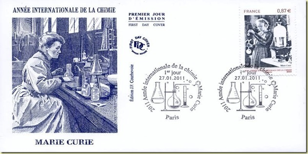 marie fdc
