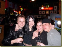 Jason, Jennessa, Brian and lori