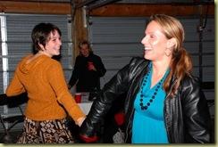 leah and kaitlyn dancing