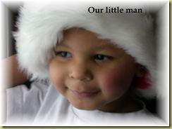 Jordan our little man