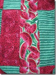 Watermelon Simple Rails Closeup
