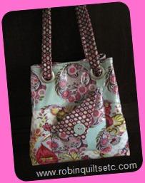 Tula Pink Lettys Bag