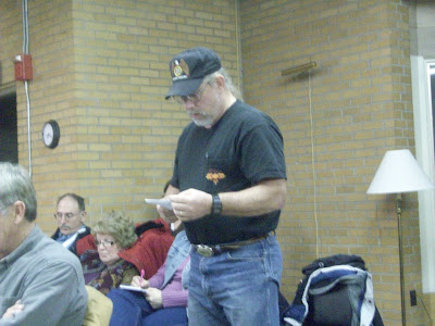 Rich Conrad addresses Washington City Councilors at the 2/17/10 meeting - KCII NEWS