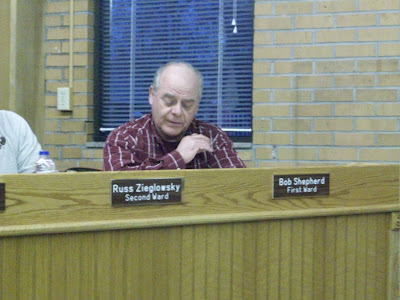 1st Ward Councilor Bob Shepherd discusses ambulance funding
