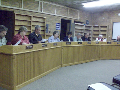 Washington City Council