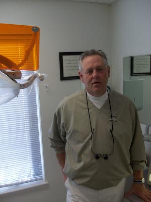 Dr. Jim Harris at his Washington Office (KCII NEWS)