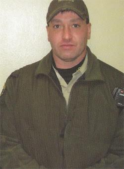 Keokuk County Deputy Eric Stein