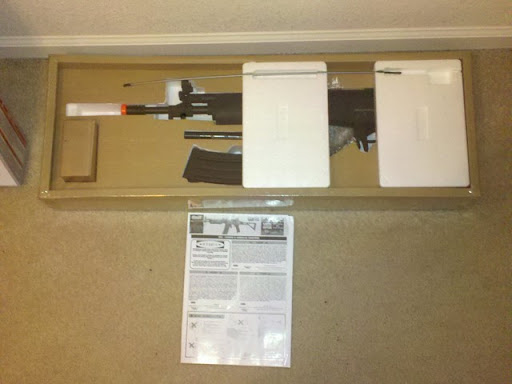Airsoft Guns,cybergun, galil sar, airsoft aeg, pyramyd air