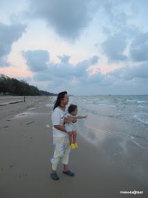 พู่กันเที่ยวระยองหาดแม่พิม