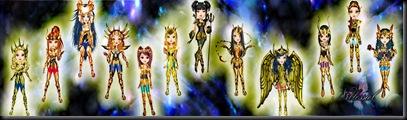 damas zodiaco3