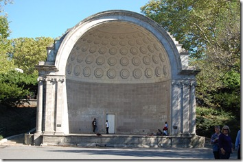 Band Shell in Central Park