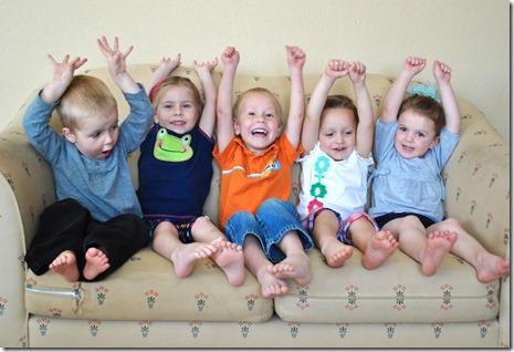 we love preschool!