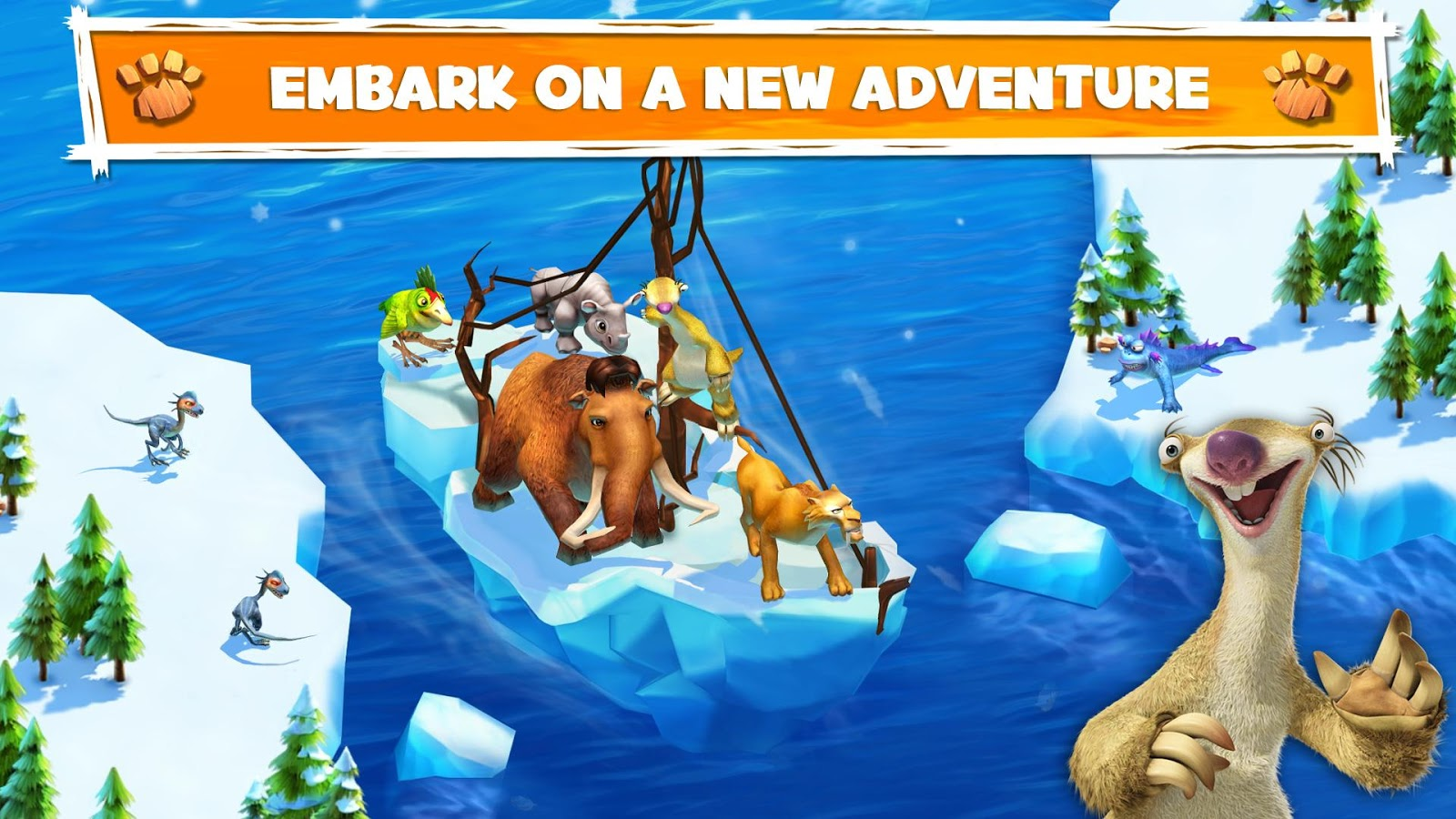 Ice Age Adventures Screenshot 12