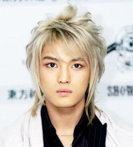 Hot Asian Guys Hairstyle -Kim Jae Joong Hairstyles for young guys