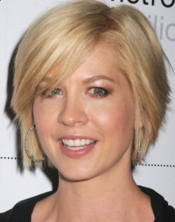 jenna elfman short hair picture