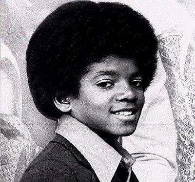 Michael Jackson Hairstyle