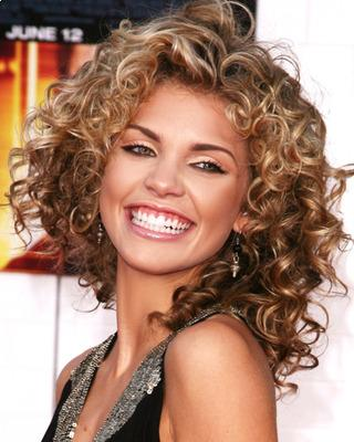 AnnaLynne McCord - Celebrity Hairstyle Gallery