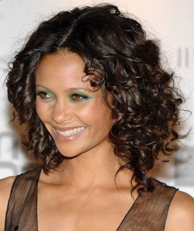 Short Medium Curly Hairstyles for Prom