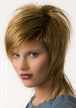 short layered winter hairstyles 2011