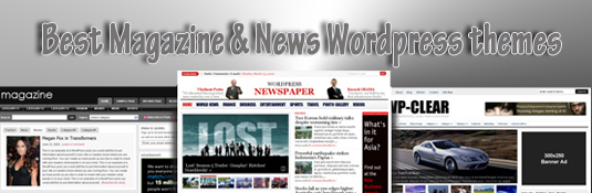 Best Magazine & News Wordpress themes