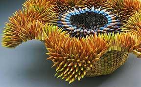 21 Stunning Pencil Sculptures by Jennifer Maestre