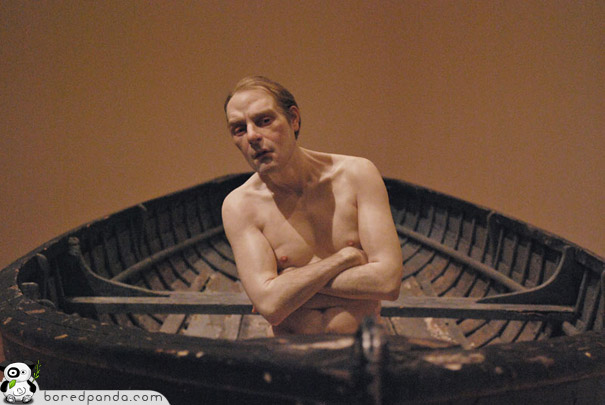 13 Hyper-realistic Sculptures by Ron Mueck