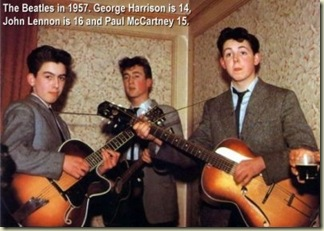 George John and Paul