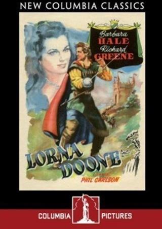 lorna doone poster