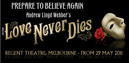 LOVER NEVER DIES AUST