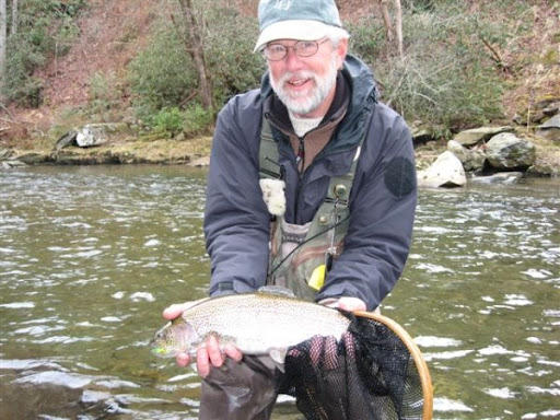 Destination asheville hosted yellowstone fly fishing trips for Fishing in asheville nc