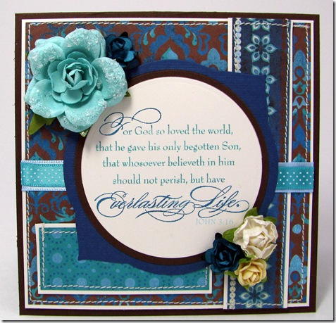 Sentiment Challenge Card by Corinna