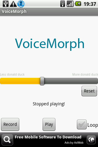 VoiceMorph