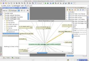 Roller / Maven in IDEA IntelliJ 9.0
