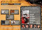 「God of War: Ghost of Sparta」の発売日が、海外公式ブログで発表