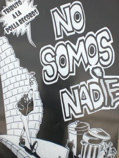 Logo de No Somos Nadie - Tributo