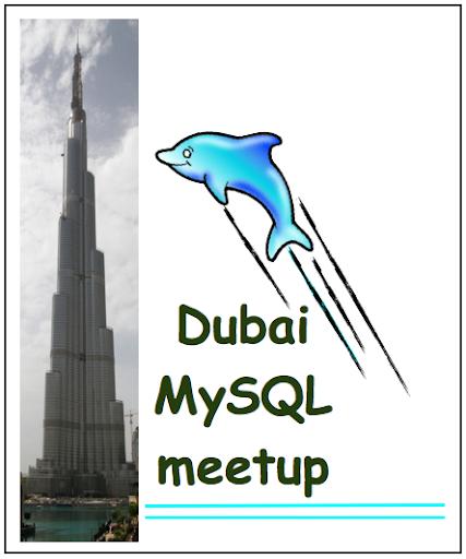 Dubai MySQL meetup