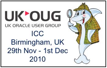 UKOUG Conference