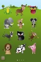 Screenshot of Die Kuh macht Muh für Kinder