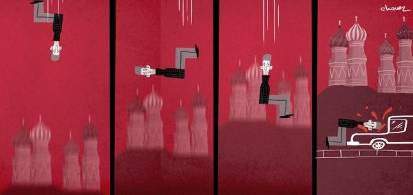 Suicide, Tetris Style