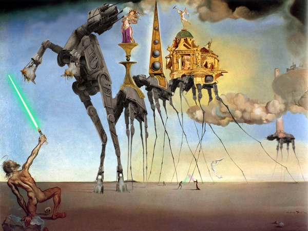 The Dark Side of Salvador Dalí