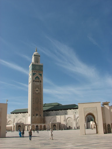 Meczet w Casablance