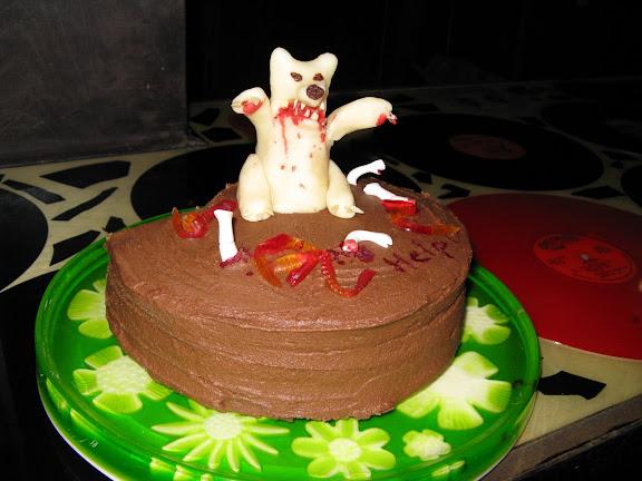 Birthday cake by Gesine Krätzner, aka Schnuffi